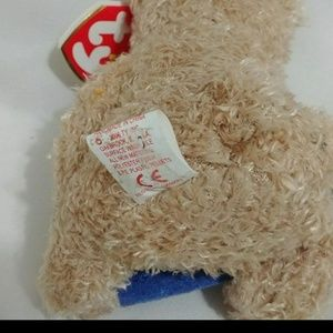 ty Other - Forever Friends Ty Beanie baby Bear greetings 2006
